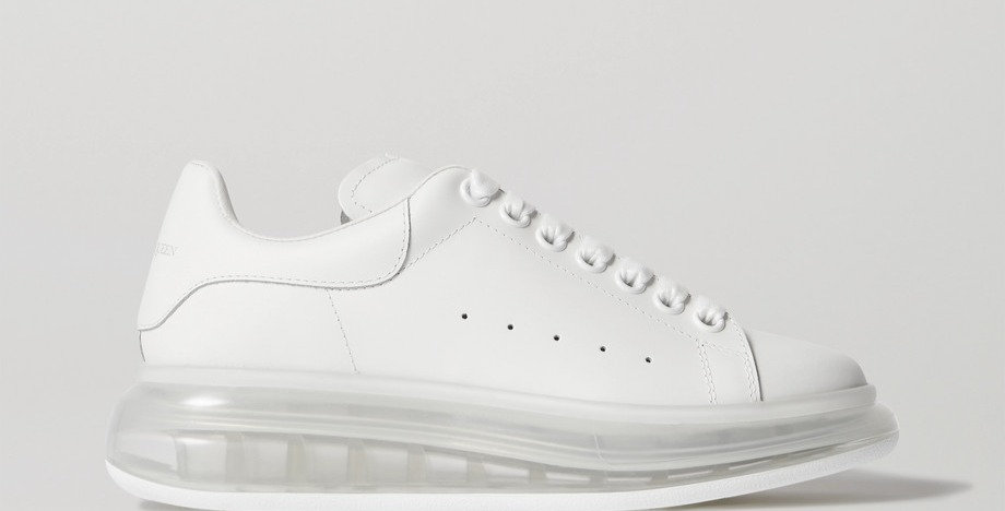 Transparent exaggerated-Sole Sneakers
