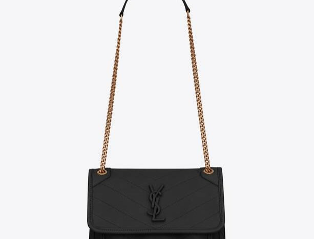 Black NM baby mini shoulder bag