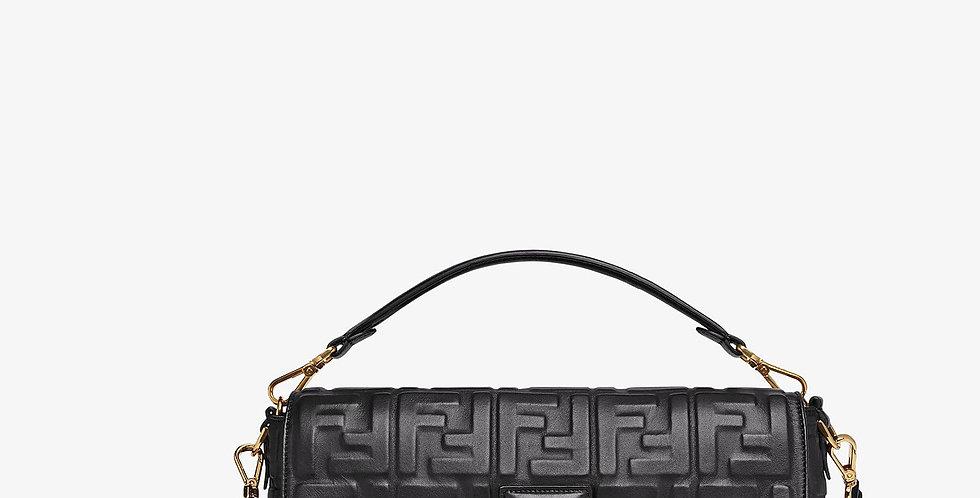 Black FBL shoulder bag