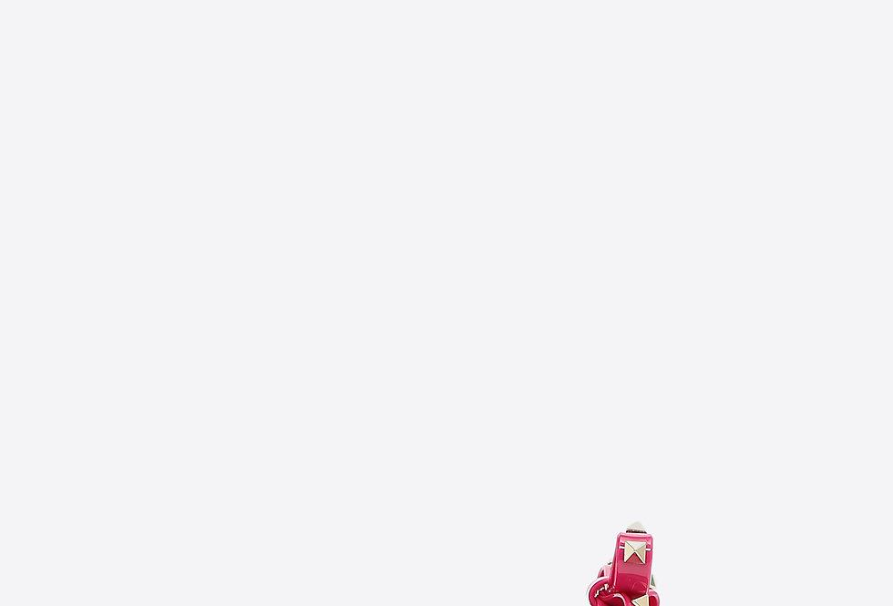 Pink VGR pvc flip flop