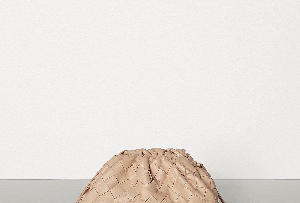 Almond mini pouch