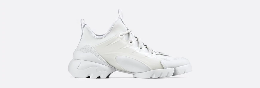 White DC sneaker