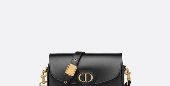 Black medium DB bag