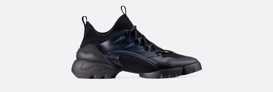 Black DC sneaker