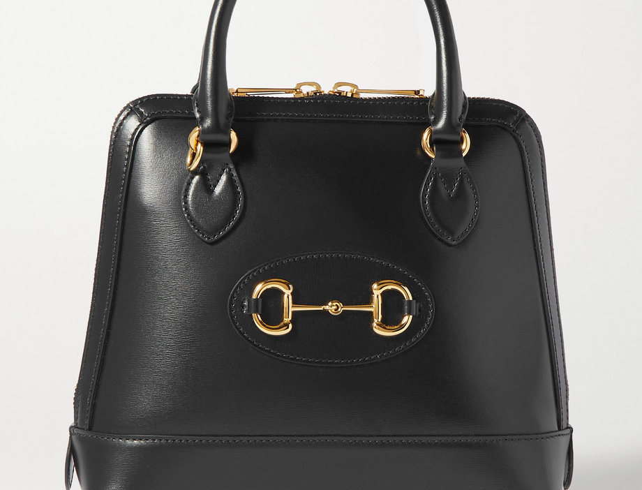 GH Small Leather Tote