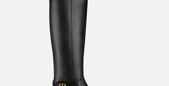 Black DE boot