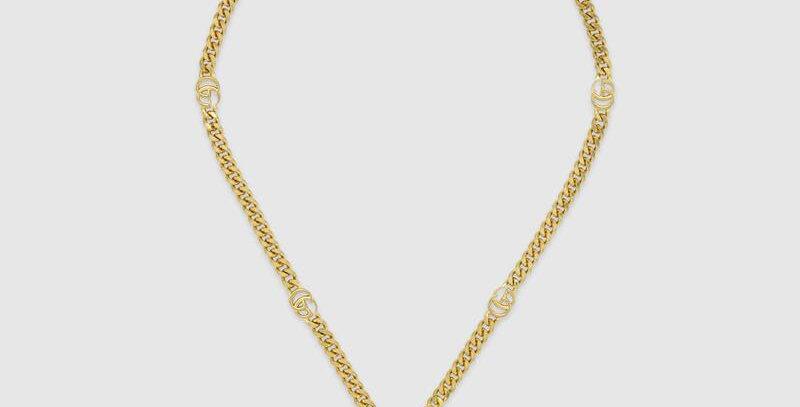 Pearl DG necklace