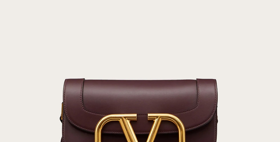 Rubin VS leather crossbody bag