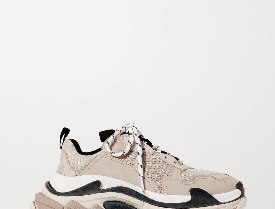 TS Mesh Sneakers