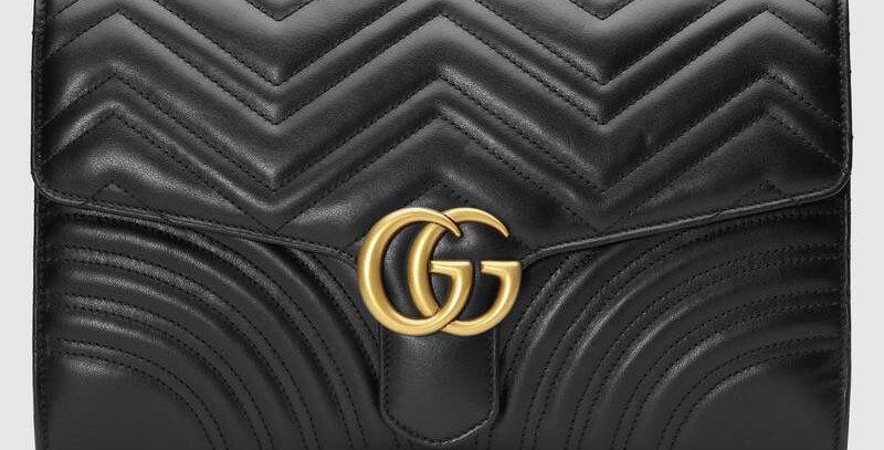 Black GM clutch