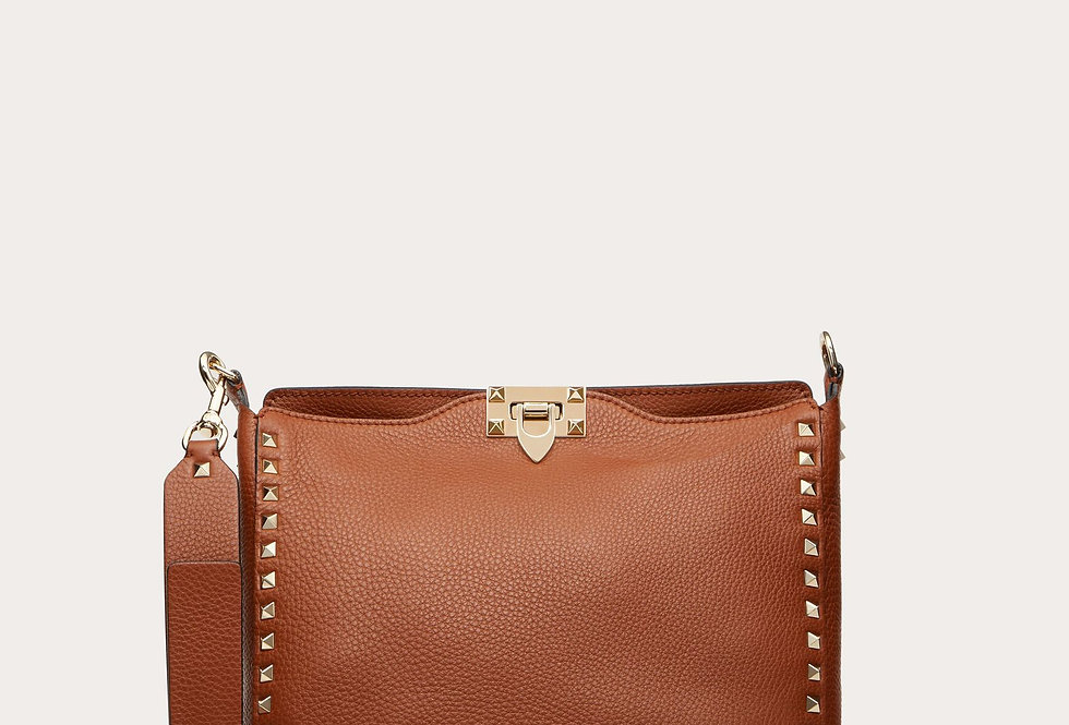 Small VG calfskin leather bag