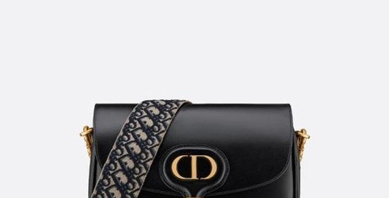 Black large DB bag