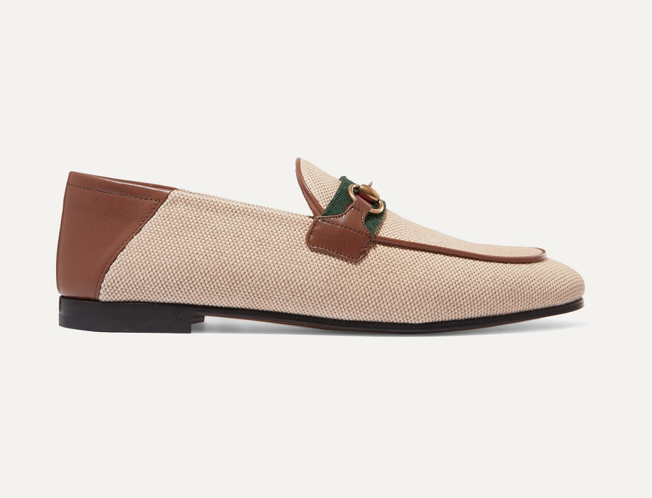 GB  collapsible-heel loafers
