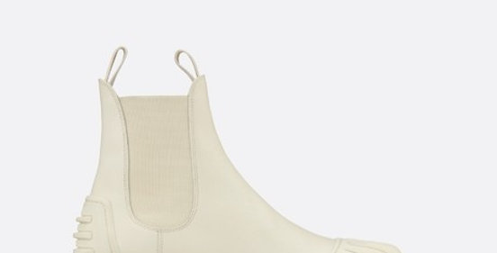 Ivory DR ankle boot