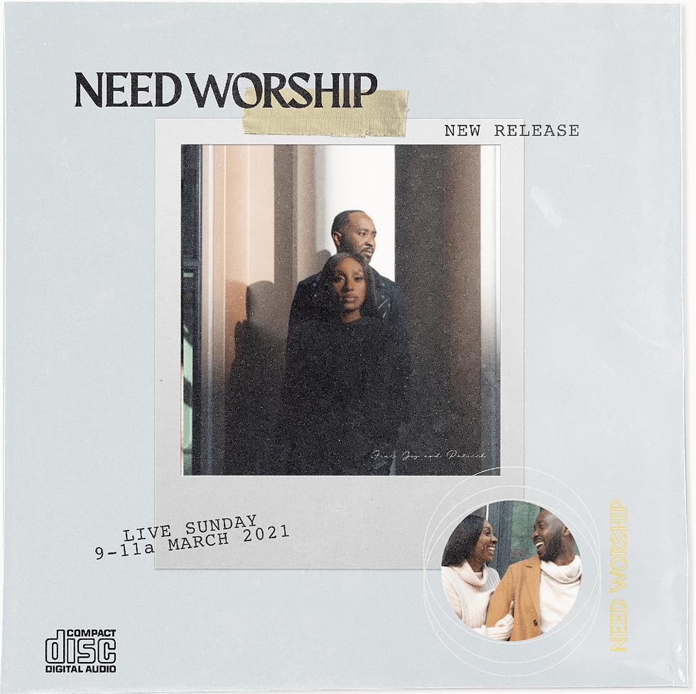 Need Wordship Album Design