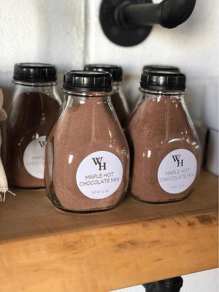 Maple Hot Chocolate Mix