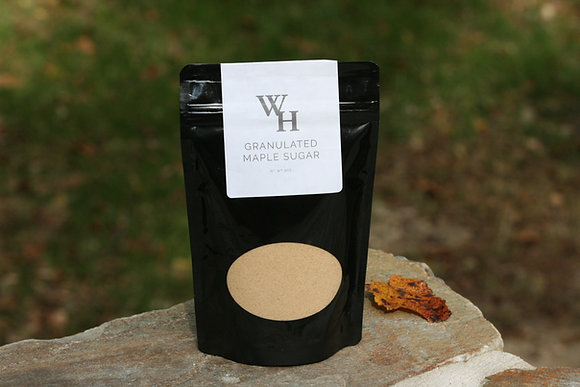 Granulated Maple Sugar - 8 oz.
