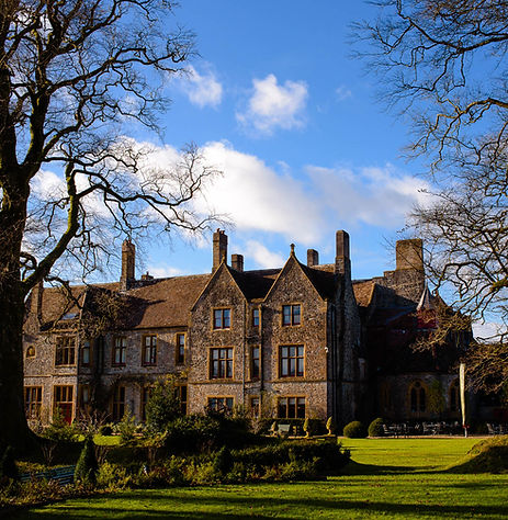 Huntsham Court, Devon