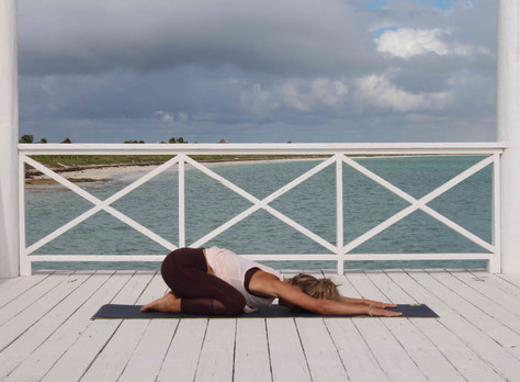 A Yin Yoga sequence to boost your Winter  energy
