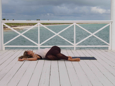 Calm your nerves down with Yin Yoga: a Liver and Gallbladder sequence