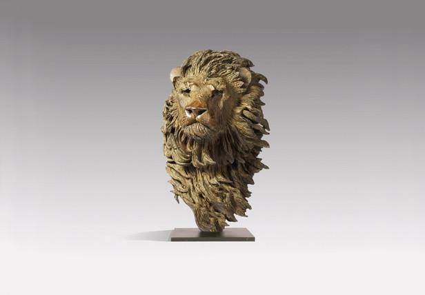 LE LION DE L'ATLAS *Head*