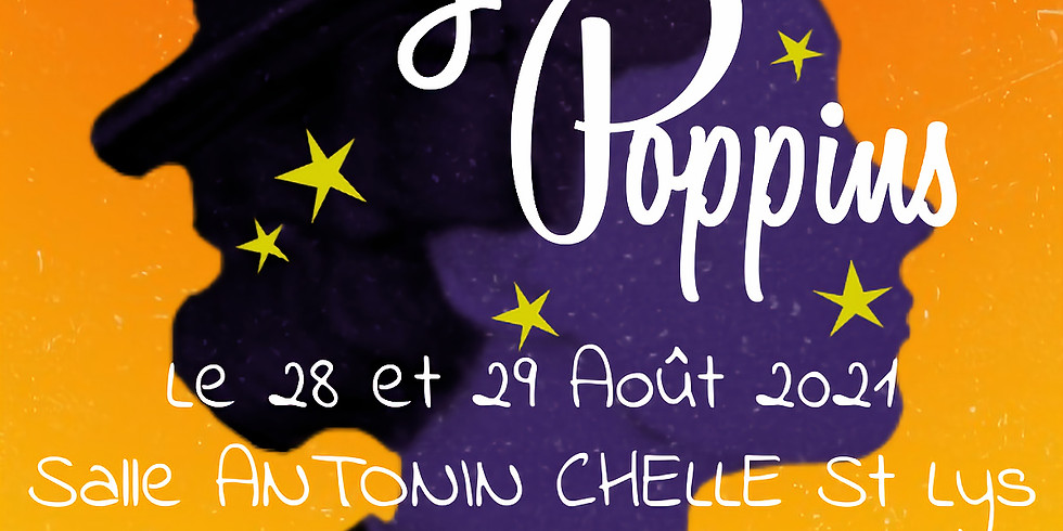 STAGE ENFANTS 8/11 ANS MARY POPPINS