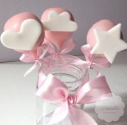 Cake pop decorado
