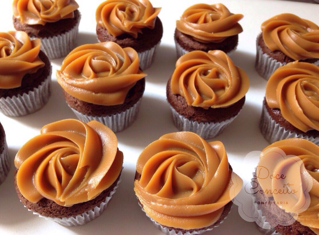 Cupcakes Tradicionais