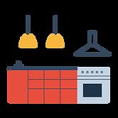 キッチン オール電化