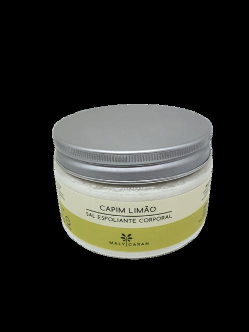 Sal Esfoliante - Capim Limão