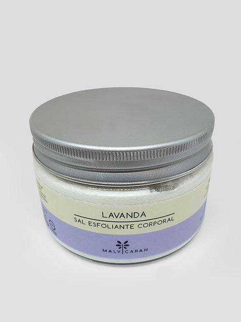 Sal Esfoliante - Lavanda