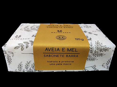 Sabonete Barra - Aveia e Mel