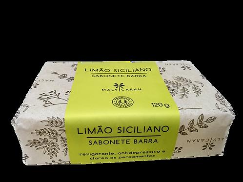 Sabonete Barra - Limão Siciliano