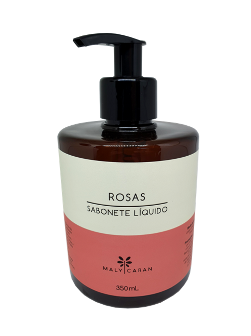 Sabonete Líquido - Rosas