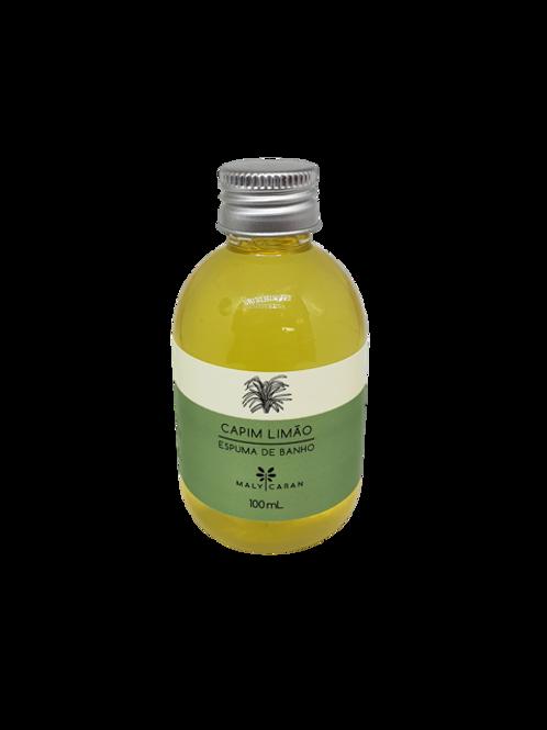 Espuma de Banho - Capim Limão