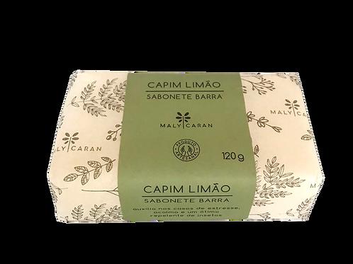 Sabonete Barra - Capim Limão