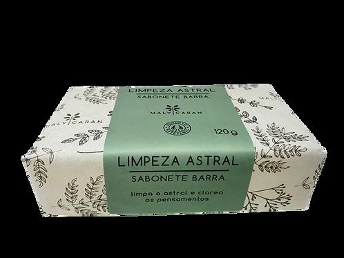 Sabonete Barra - Limpeza Astral