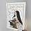 Thumbnail: Aquarelle originale sainte Thérèse d'Avila