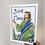 Thumbnail: Aquarelle originale saint Marin