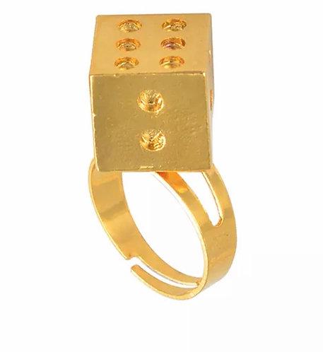 Gold dice