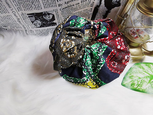 Nguedos butterfly oversized scrunchy