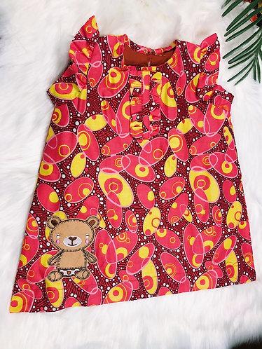 Kemi baby girl summer dress