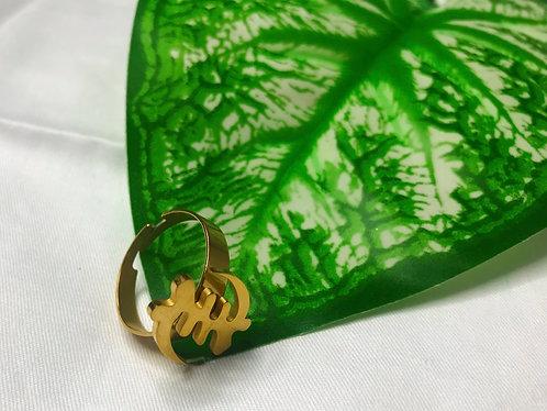 Gye NYEME ring