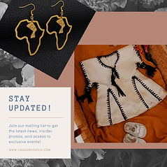 Hand Made Jewelry | African Fashion | Unique By Reelia