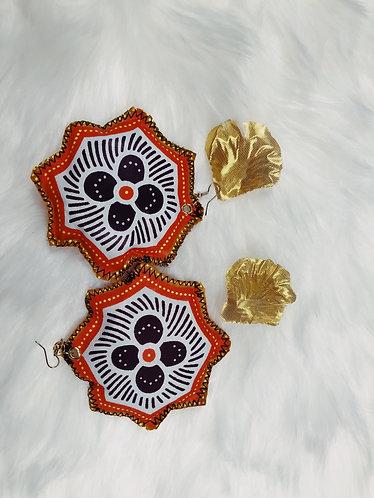 Trèfle Ankara earring