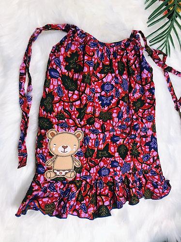 Ademe baby girl summer dress