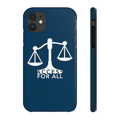 Case Mate Tough Phone Cases Navy
