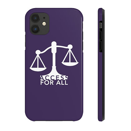 Case Mate Tough Phone Cases Purple