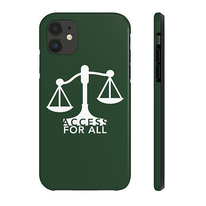 Case Mate Tough Phone Cases Forest Green