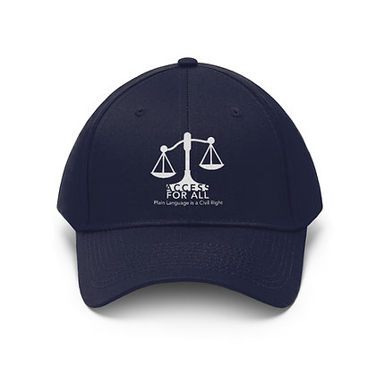 Access for All Logo Hat